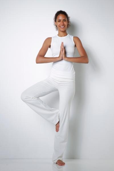 Stretch Bio Yogahose – verschiedene Farben