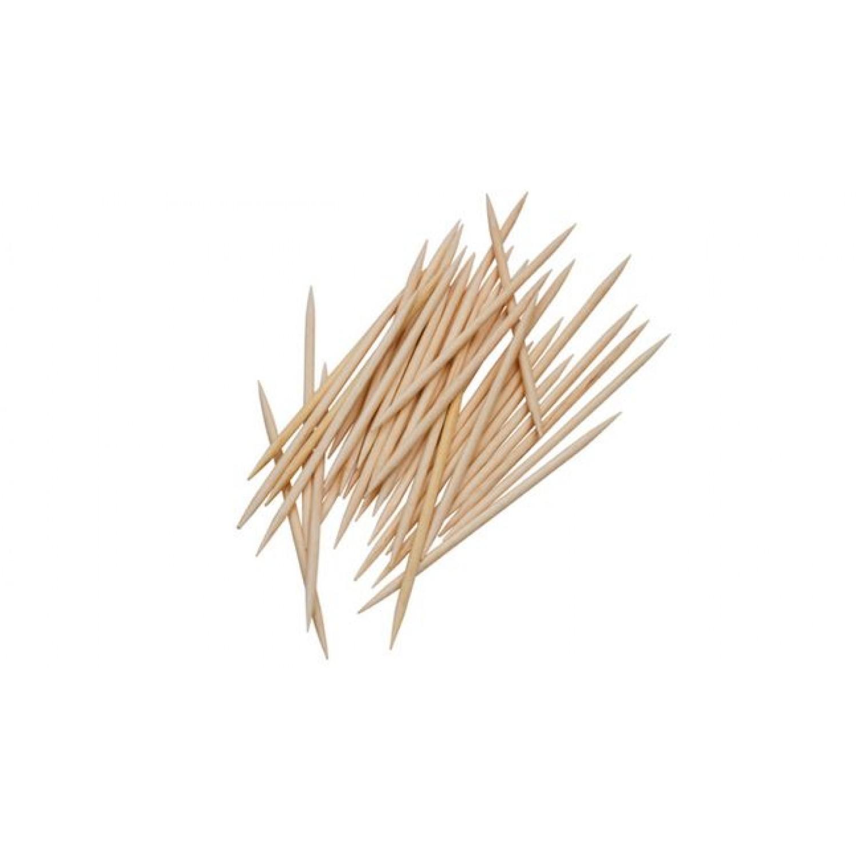 Holz Zahnstocher aus natürlichem Buchenholz