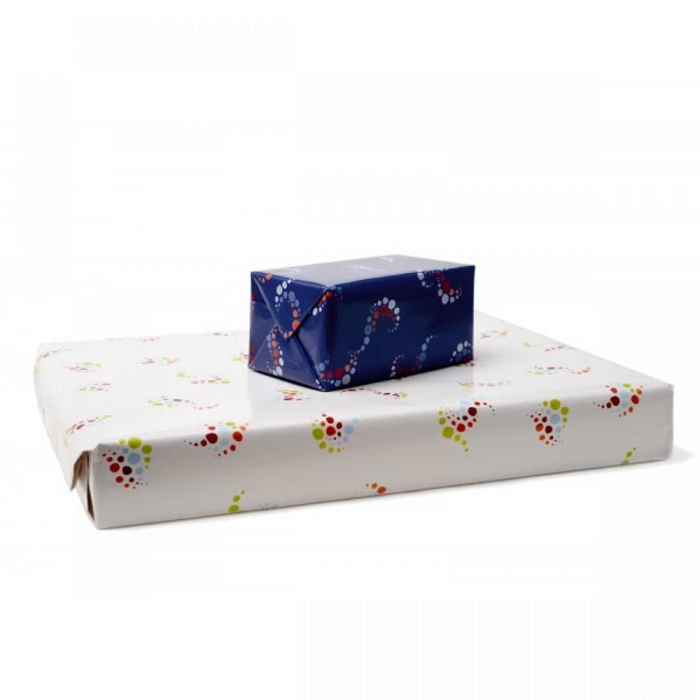 Öko Geschenkpapier | Fleckendeckend