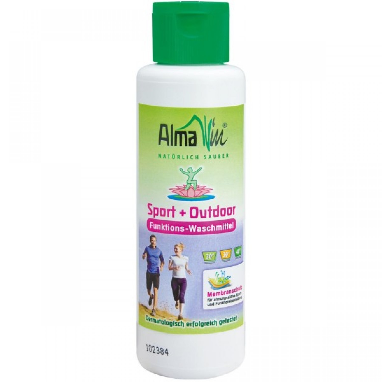 AlmaWin Sport + Outdoor Funktions-Waschmittel – Bio