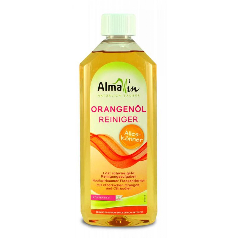Öko Fleckenreiniger Orangenreiniger 500 ml | AlmaWin