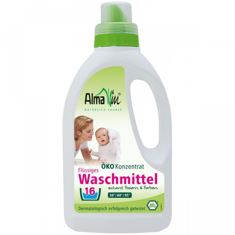 Veganes Öko Flüssig Waschmittel | AlmaWin