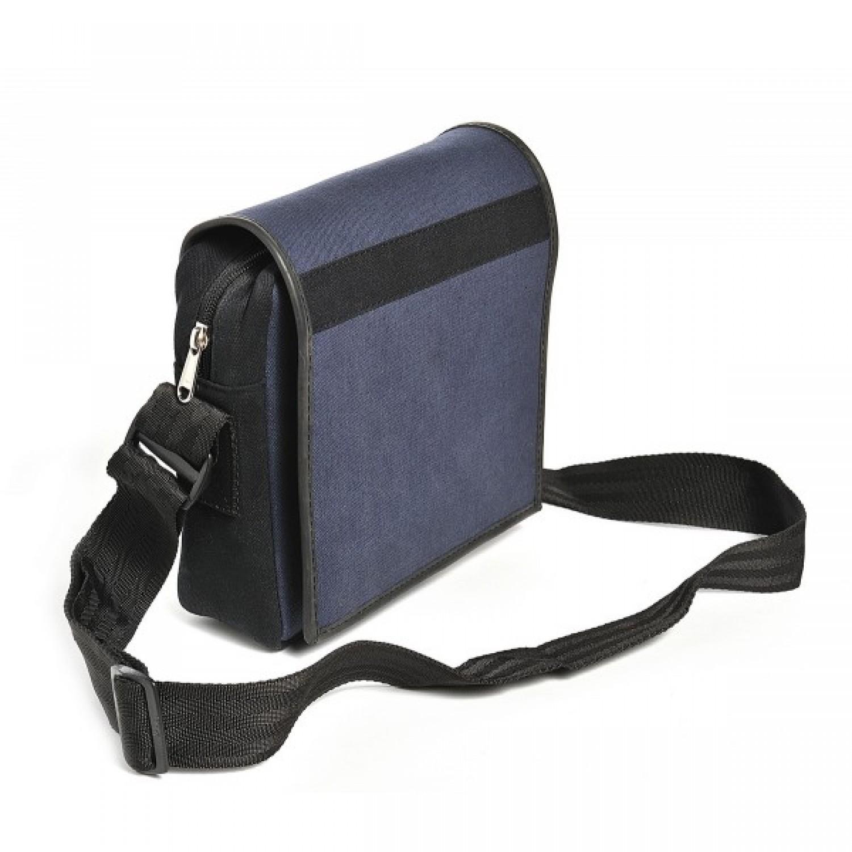 Mousse | kleine Umhängetasche aus Fallschirmtasche