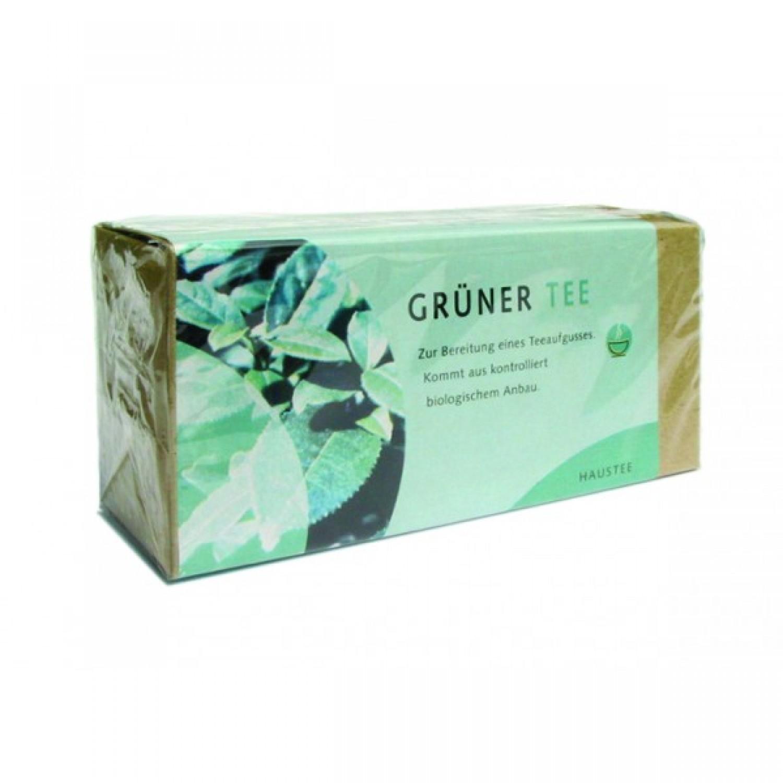 Bio Grün Tee