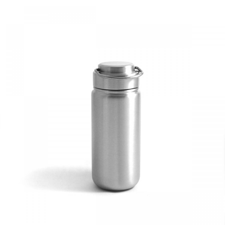 Trinkflasche 0,5 l CHI2 aus Edelstahl