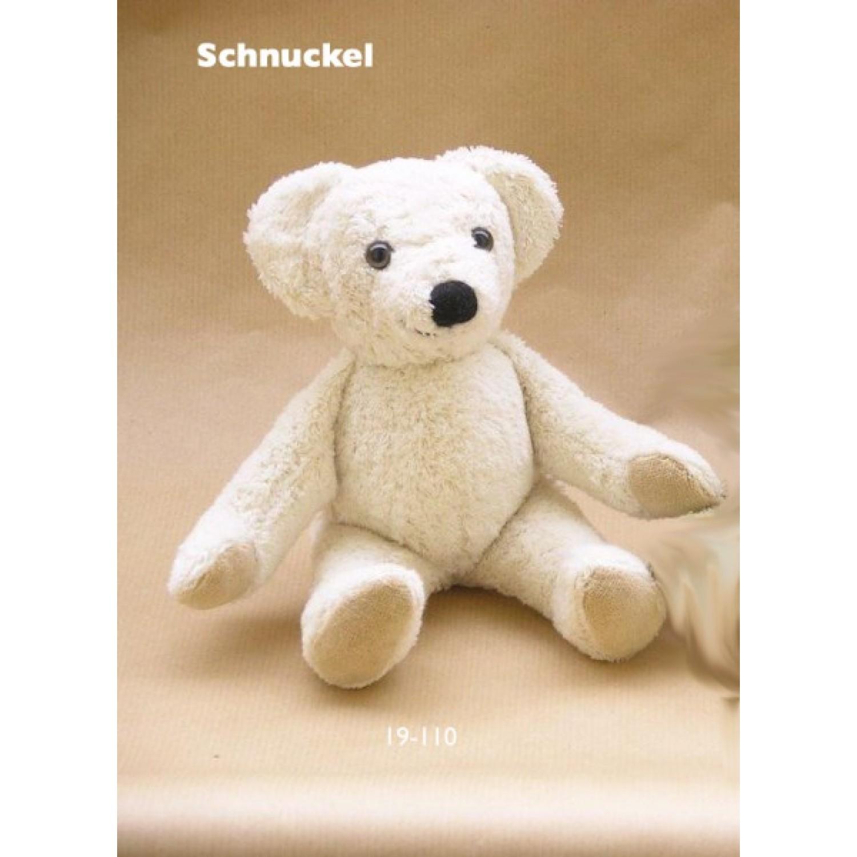 Schnuckel der Bär aus Bio Baumwolle | Kallisto