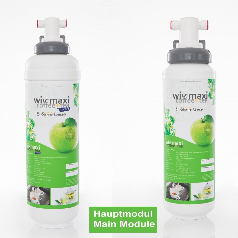 wiv Maxi Kalkfilter Coffee & Tea Hauptmodul » BBB Wasserprofis