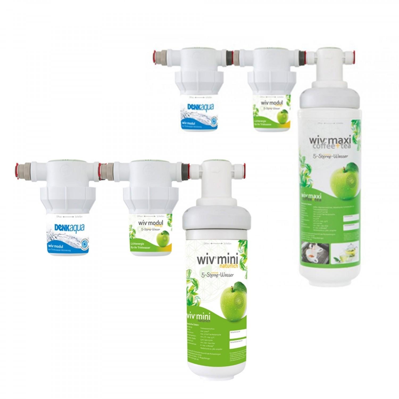 wiv Wasserfilter & Energy & 3-Quellen®-Stein » BBB