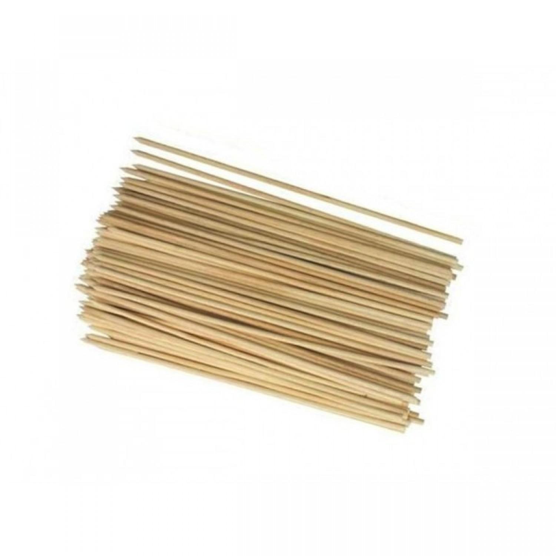 Holzspieße – Schaschlikspieße aus Buchenholz