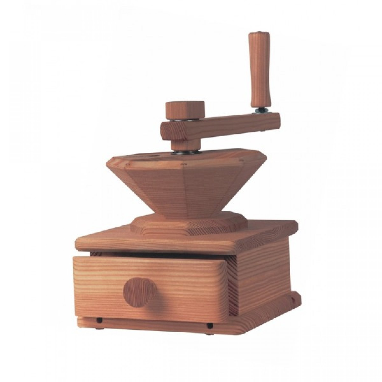 Getreidemühle Toscana aus Holz | Kornkraft