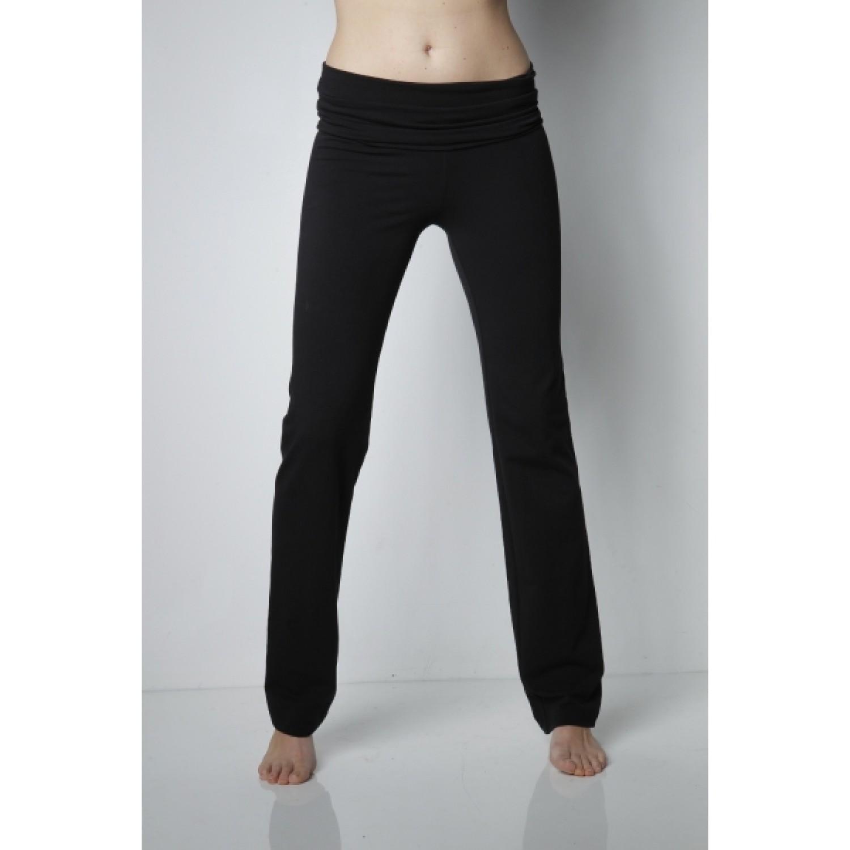 Damen Yogahose aus Bio-Baumwolle