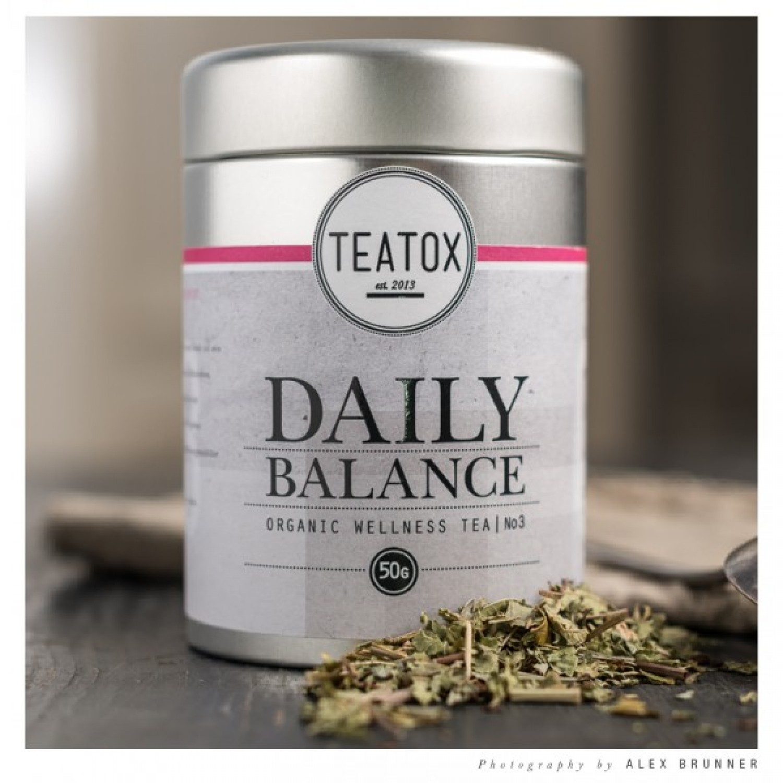 Daily Balance Bio Tee von TEATOX