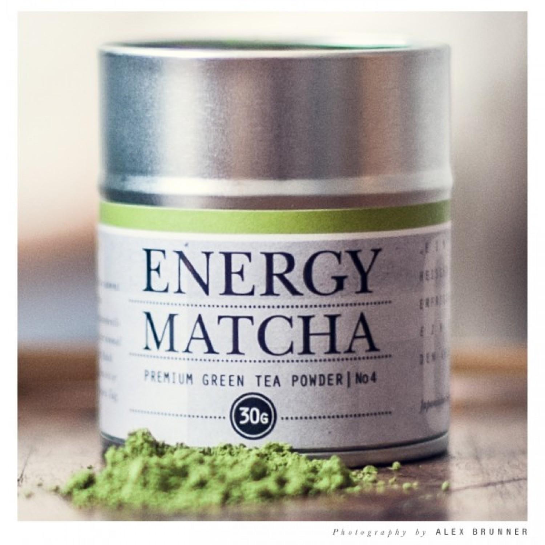 Bio Energy Matcha Tee - Grüner Tee | TEATOX