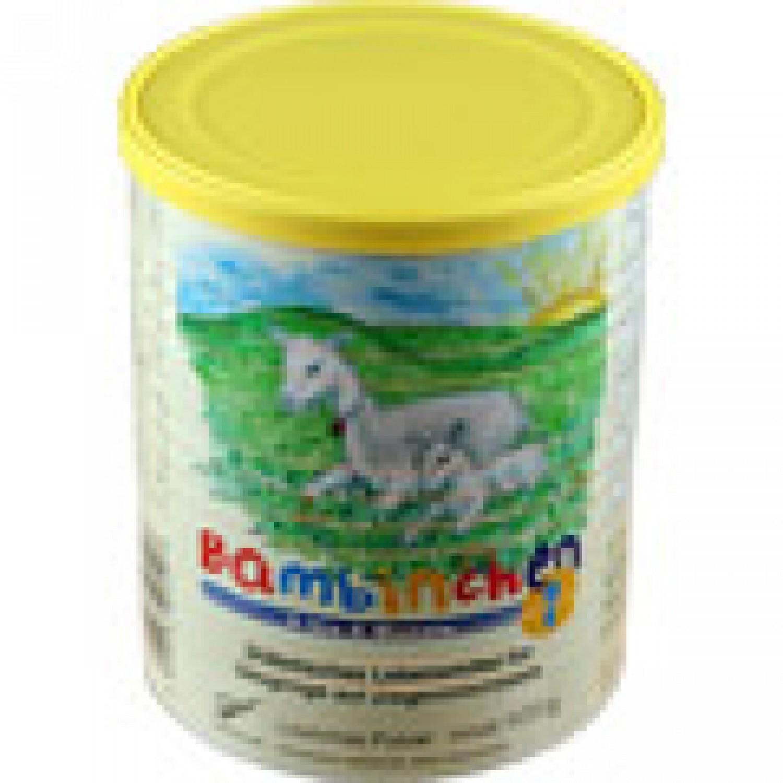 Bambinchen 1 Säuglingsnahrung ab Geburt | Golden Goat