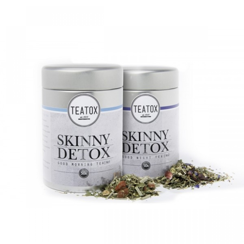Skinny Detox Tee – Bio Entschlackungstee | TEATOX