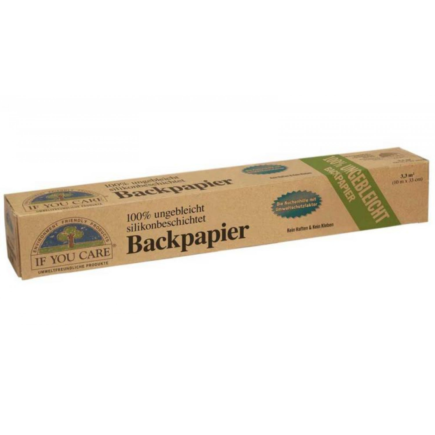 If You Care Bio Backpapier Rolle 10 m | IYC