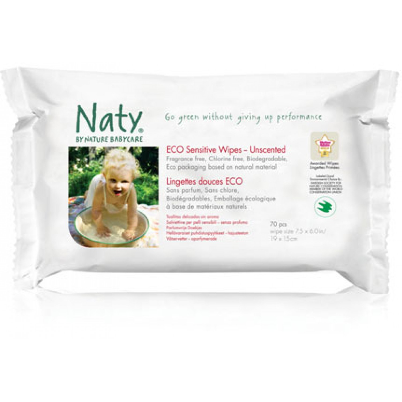 Naty Eco Feuchttücher