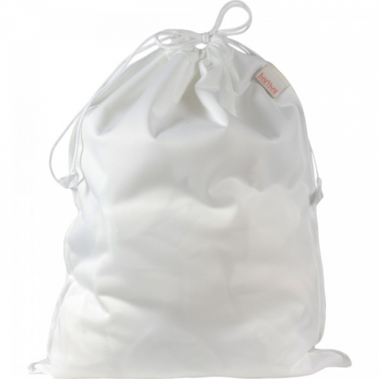 Wäschesack – Windelbeutel - weiß | ImseVimse