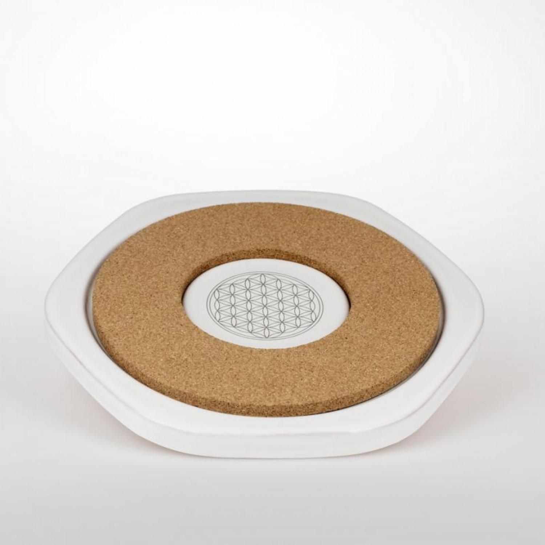 Untersetzer Hot-Energy Plate