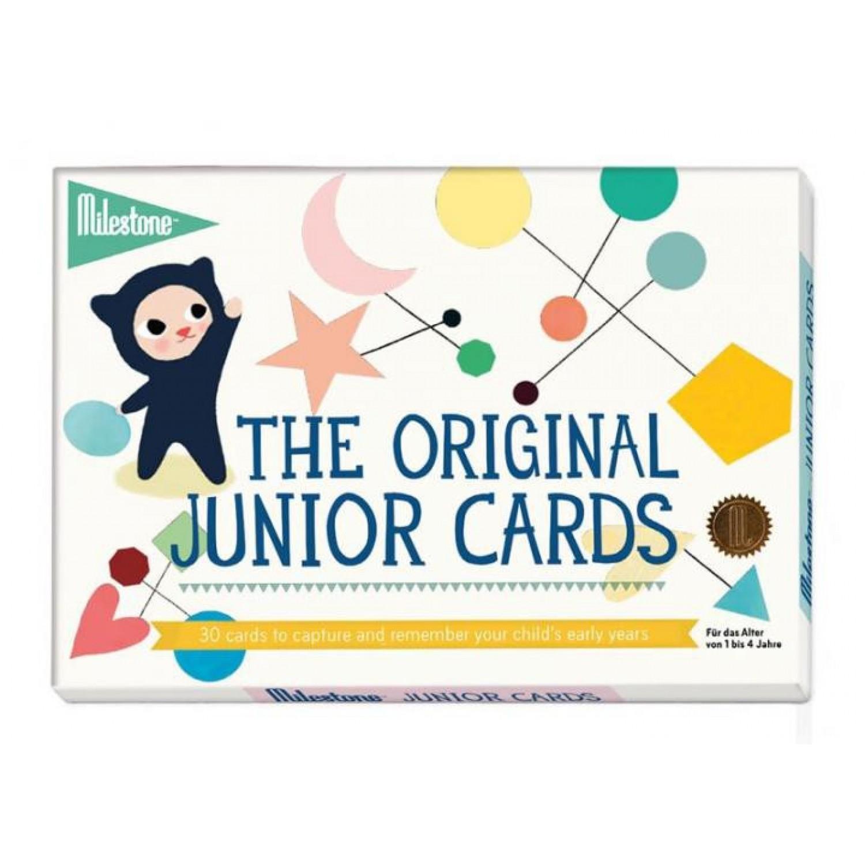Milestone Junior Cards Deutsch