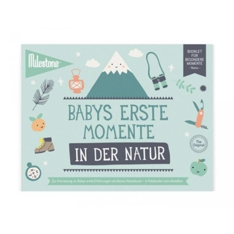 Babys Erste Momente in der Natur | Milestone