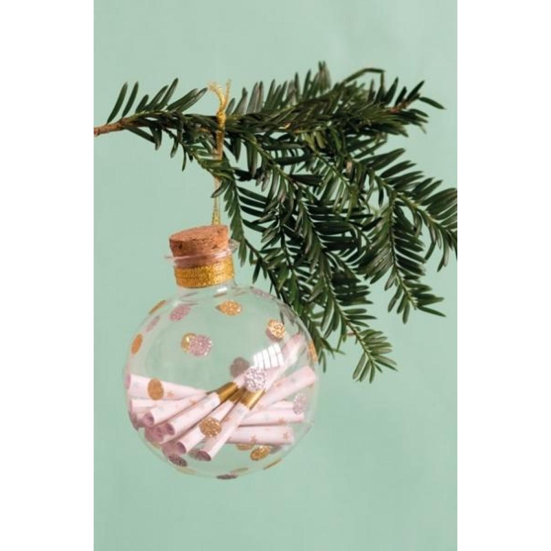 Babys Weihnachtsbaumkugel der Erinnerungen | Milestone