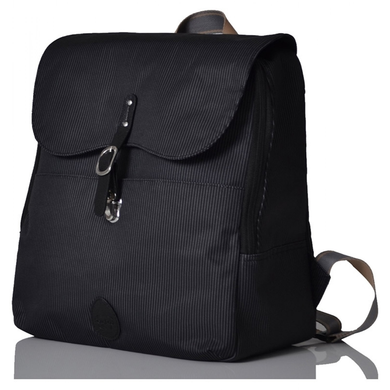 Öko Wickeltasche & Messenger Bag PacaPod Hastings Black