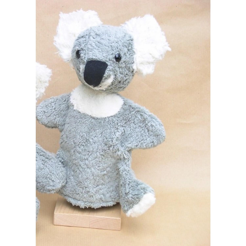 Handpuppe Koala vegan Stofftier | Kallisto
