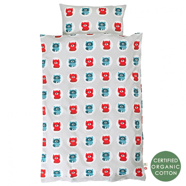 Kinderbettwäsche Svante 100x135 cm Bio-Baumwolle
