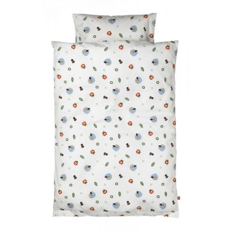 Kinderbettwäsche Ester 100x135 cm Bio-Baumwolle