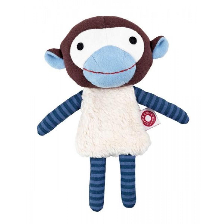 Kuscheltier Affe TRISSE aus Bio-Baumwolle
