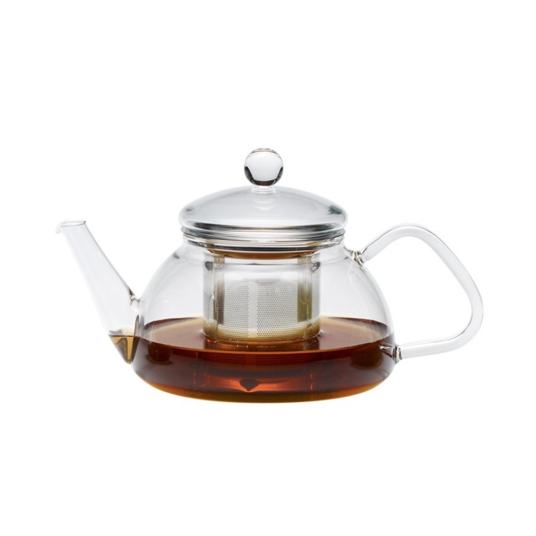 Teekanne THEO S mit Edelstahlfilter