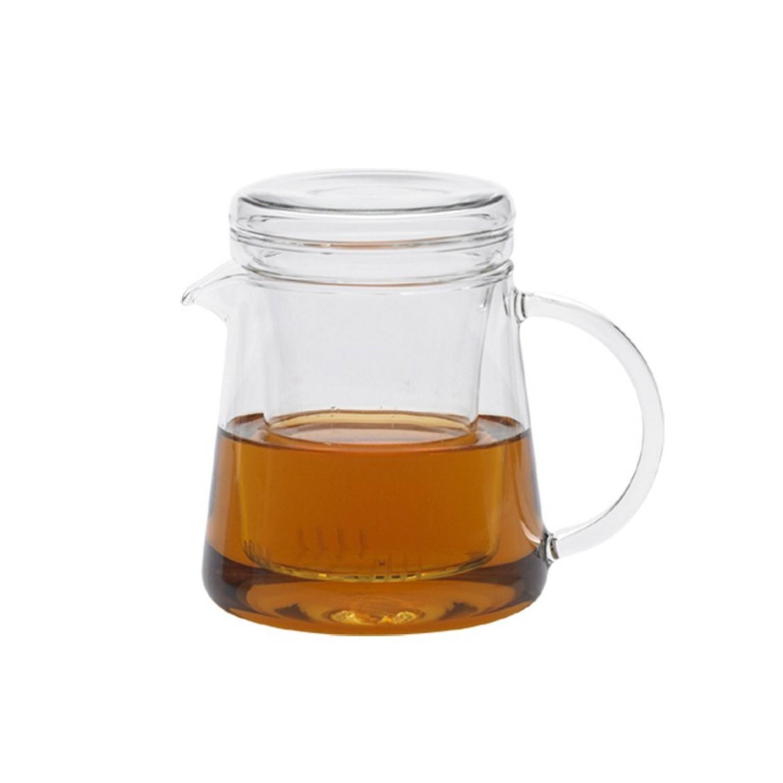 Teekanne FOR TWO 0,4 l mit Glasfilter | Trendglas Jena