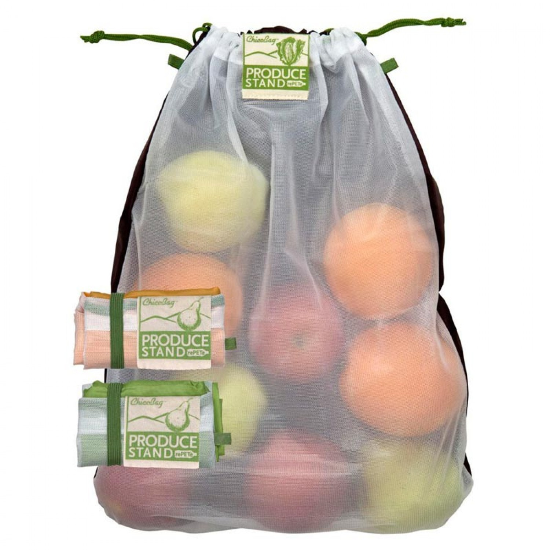 VeggieBag  rePETe Vegane Obst- und Gemüsebeutel | ChicoBag