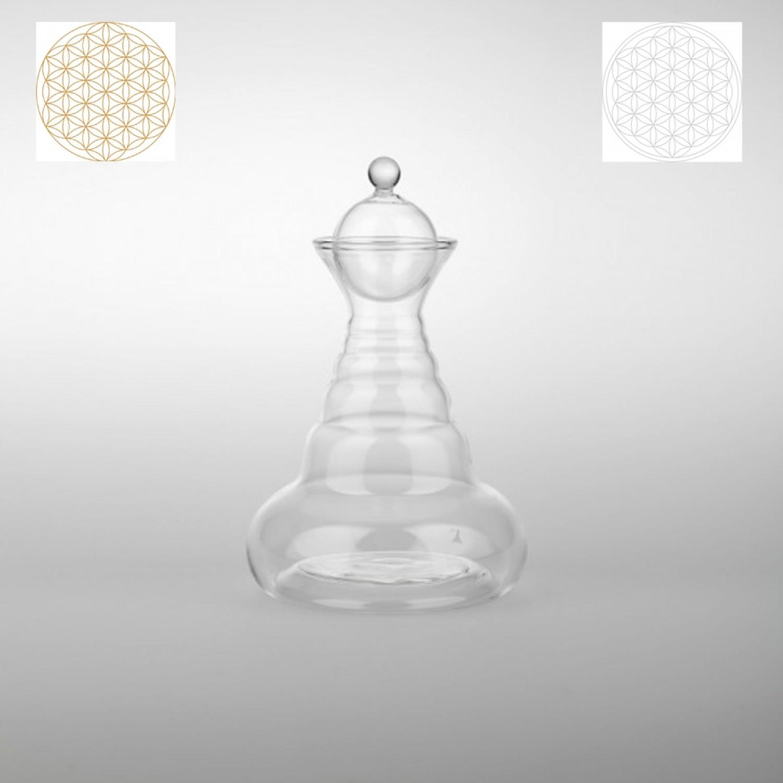Nature's Design Delicate Karaffe 0,5 Liter Basic & Lebensblume