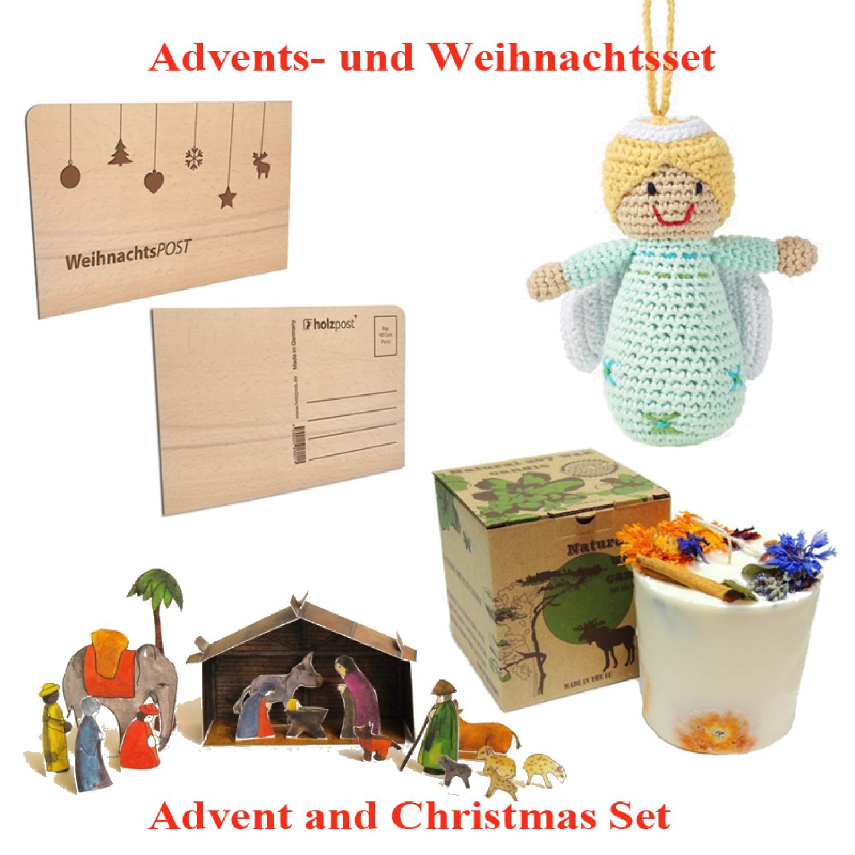 Advents- und Weihnachtsset