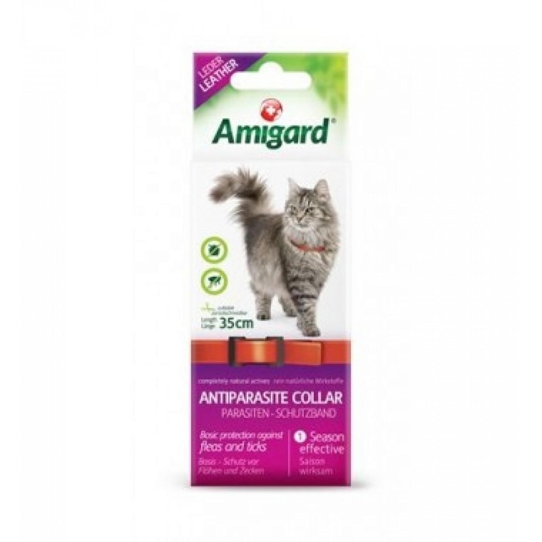 Natürliches Parasiten-Schutzband für Katzen