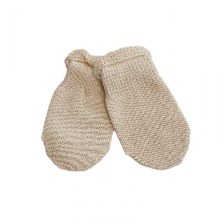 Baby Handschuhe / Krätzlinge Bio-Baumwolle | Sonnenstrick