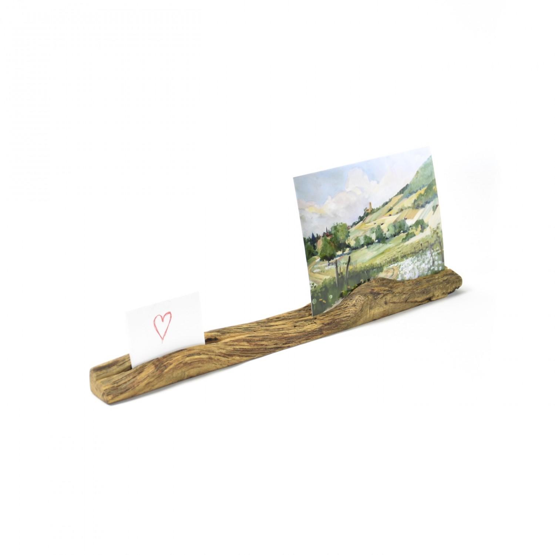 Upcycling Bilderständer 4 aus Eichenholz   reditum