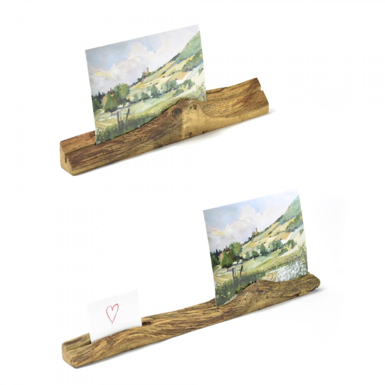 Upcycling Bilderständer aus Eichenholz | reditum