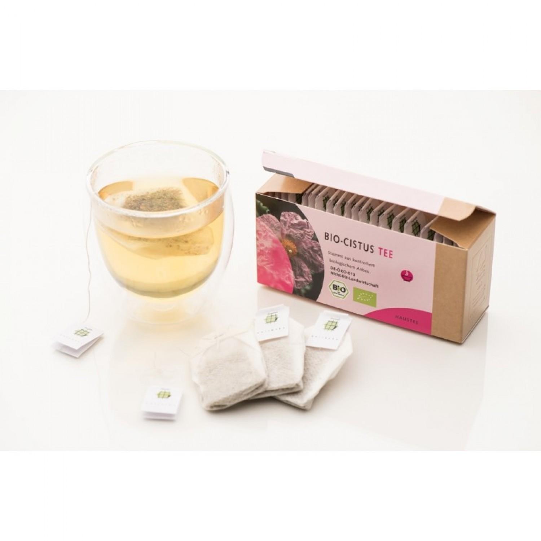 Bio Cistus Tee im Filterbeutel | Weltecke