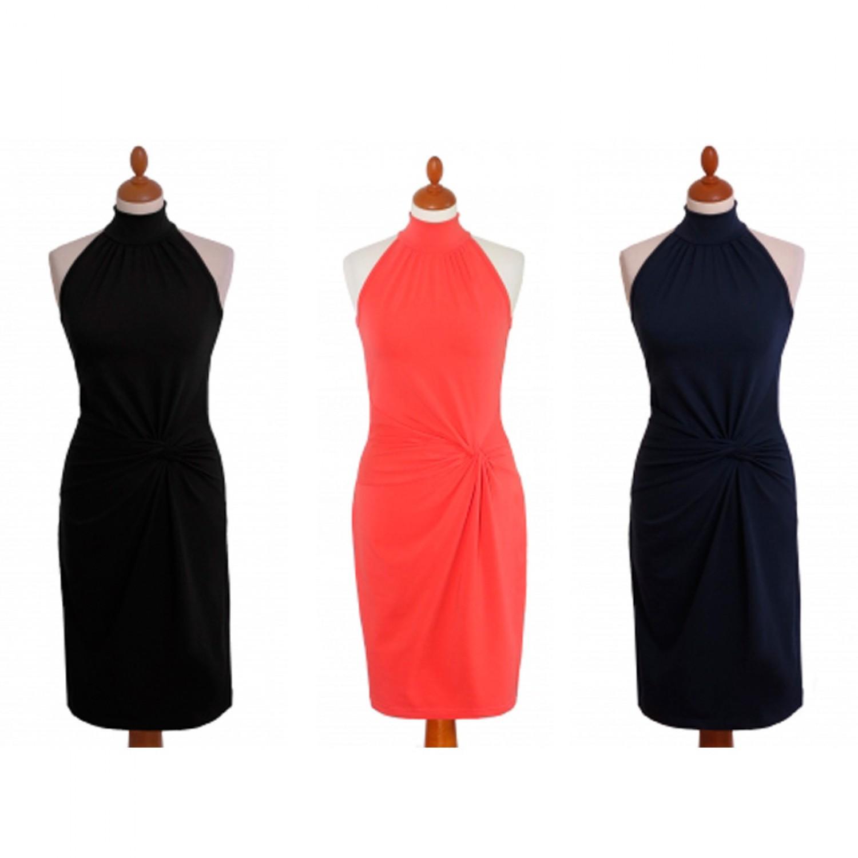 Bio Sommerkleid - amerikanische Schulter | billbillundbill