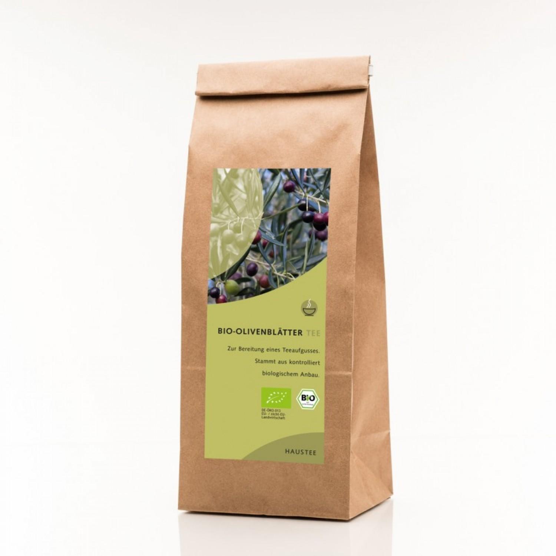 Bio Olivenblätter Tee lose | Weltecke