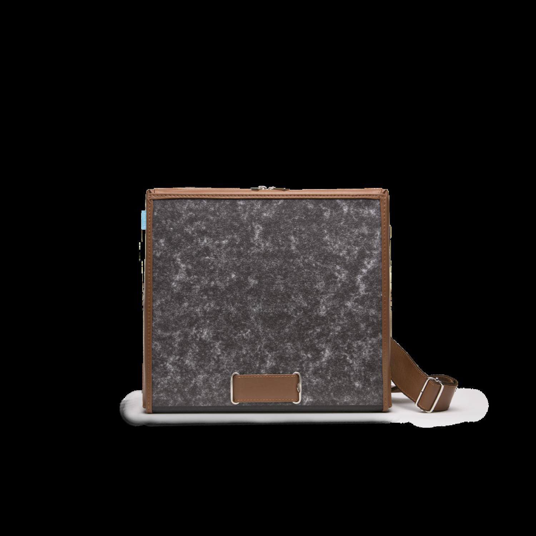 Dienstweg braun Laptoptasche & Aktentasche   ad:acta