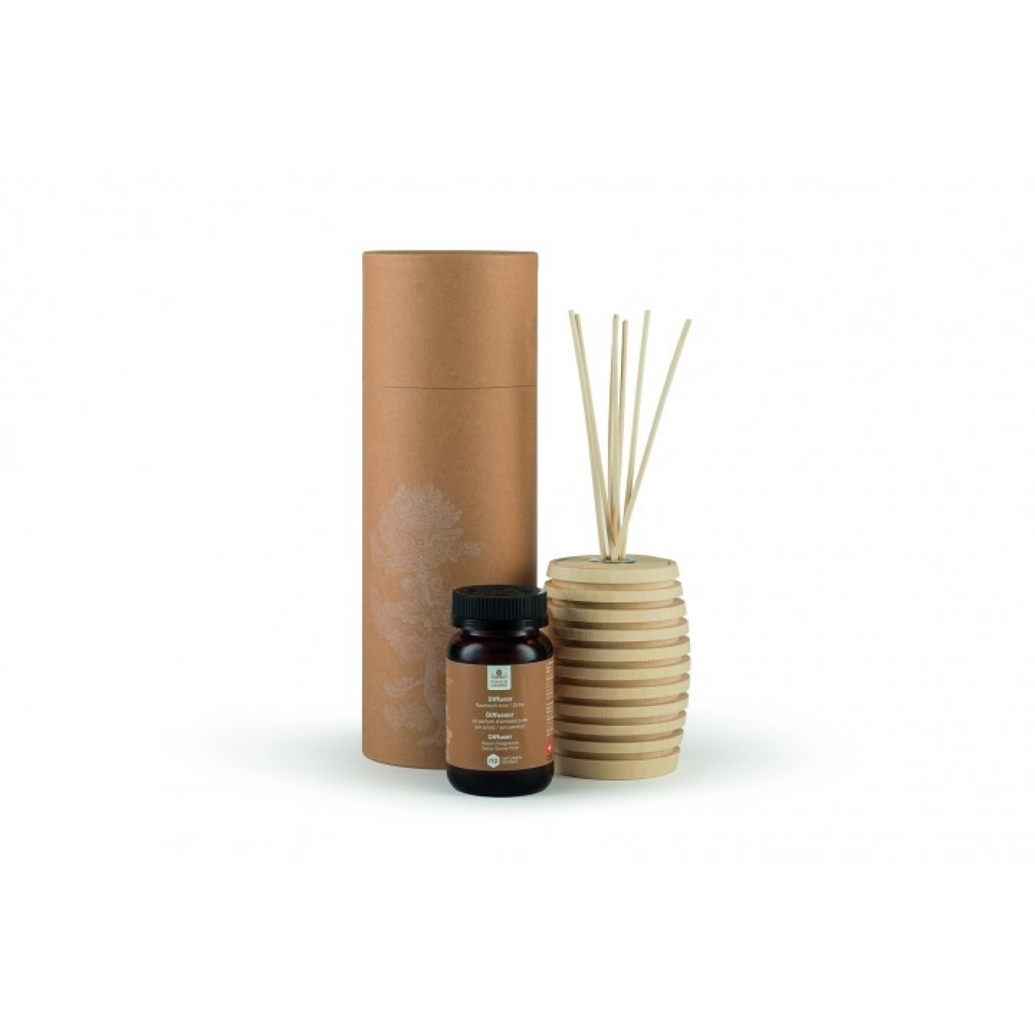 Nature's Design Pinus Cembra Diffusor inkl. Duftmischung