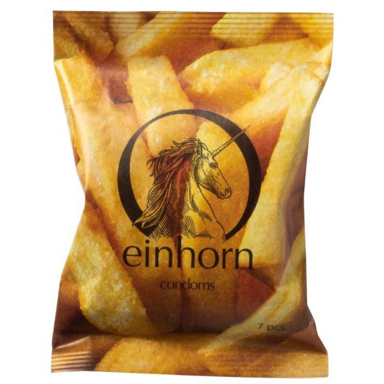 Öko Kondome Foodsporn - vegane Kondome | einhorn