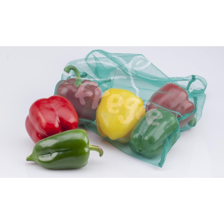 fregie - Wieder verwendbarer Obst- und Gemüsebeutel