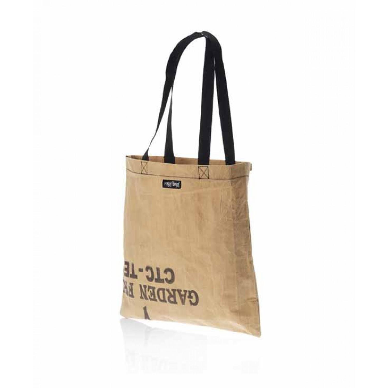 Kleine Einkaufstasche Tamil Nadu aus Teesack | rag-bag