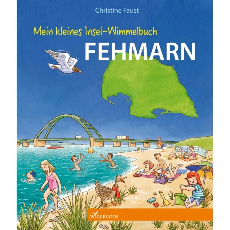 Fehmarn Mein kleines Insel-Wimmelbuch | Willegoos