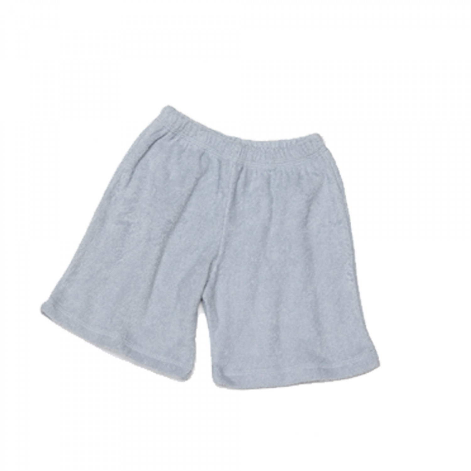early fish Frotteehose Hellgrau Kinder Bio Shorts